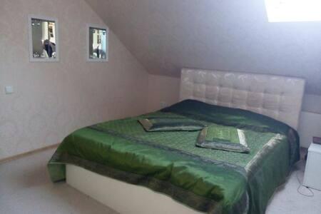 """Гостевой дом """"Солигорка""""с баней - 布雷斯特(Brest) - 小平房"""