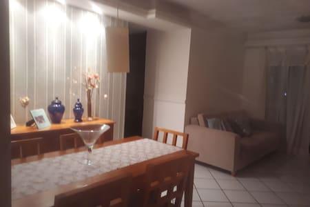 Apartamento familiar e acolhedor!