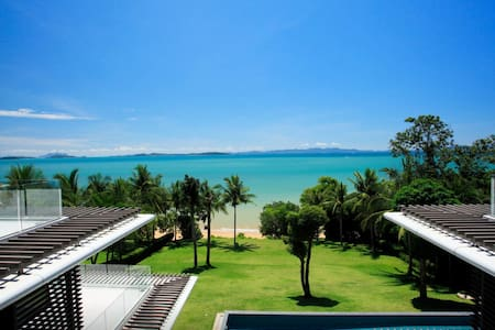Luxury Villa: Private Beach, Pool & In-house Staff - Phuket