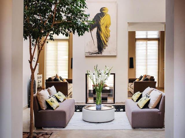 Riad Ziri - Marrakesch - Haus