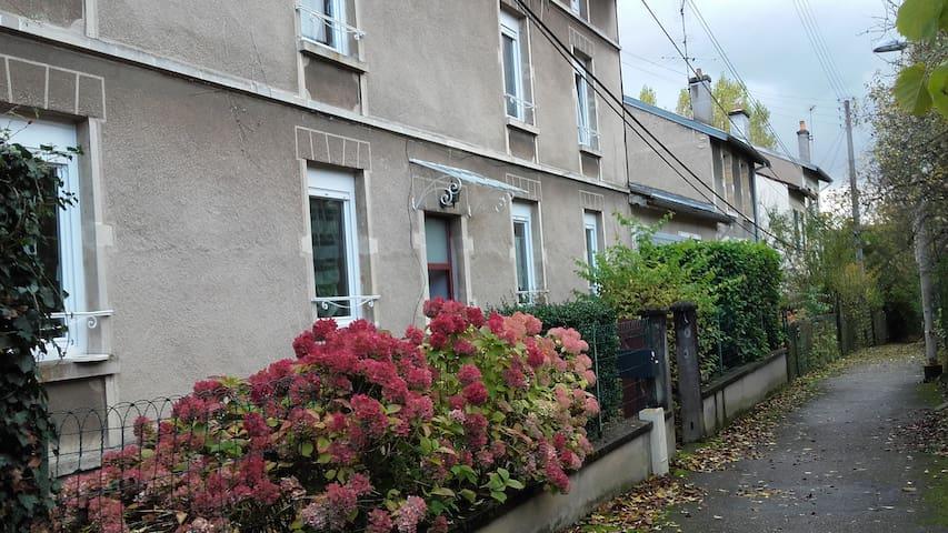 Jardins de Boufflers - Nancy - House