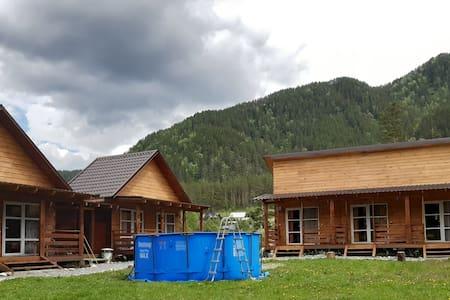Сдаются гостевые домики в п. Усть-Сема