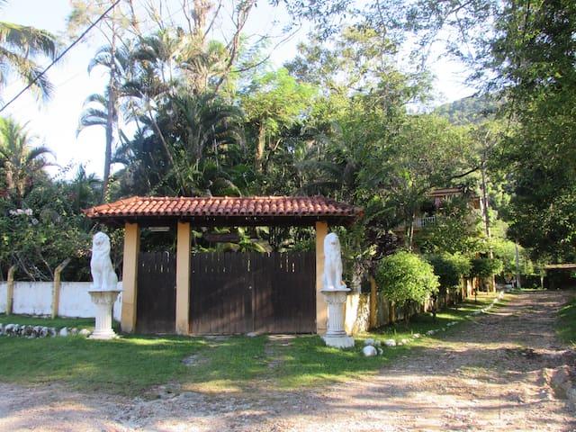 Sítio Paraíso Guapimirim - Guapimirim - Cabaña