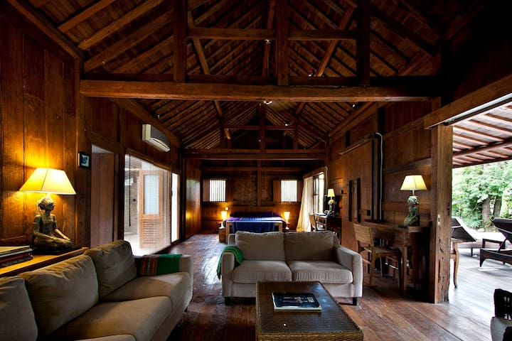 Villa Rumah Cina - Seseh Beach - Mengwi - Casa