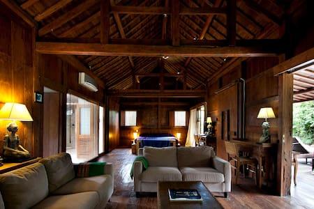 Villa Rumah Cina - Seseh Beach - Mengwi - Ev