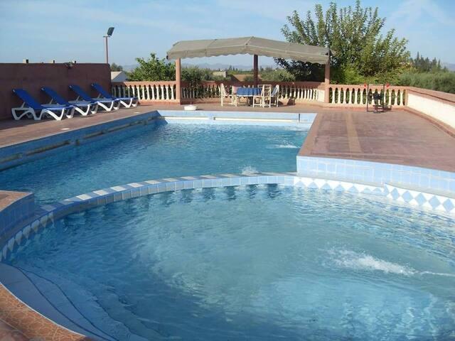 -Riad les Alizés- Private renting