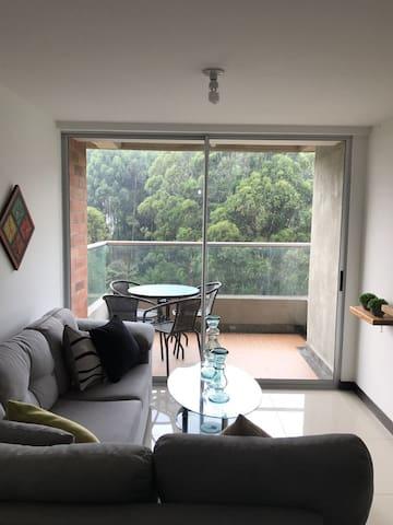 modern beautiful apartment