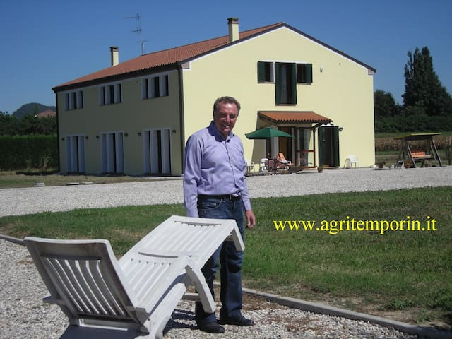 Bed e Breakfast  tra Este e Monselice - Monselice - Apartmen