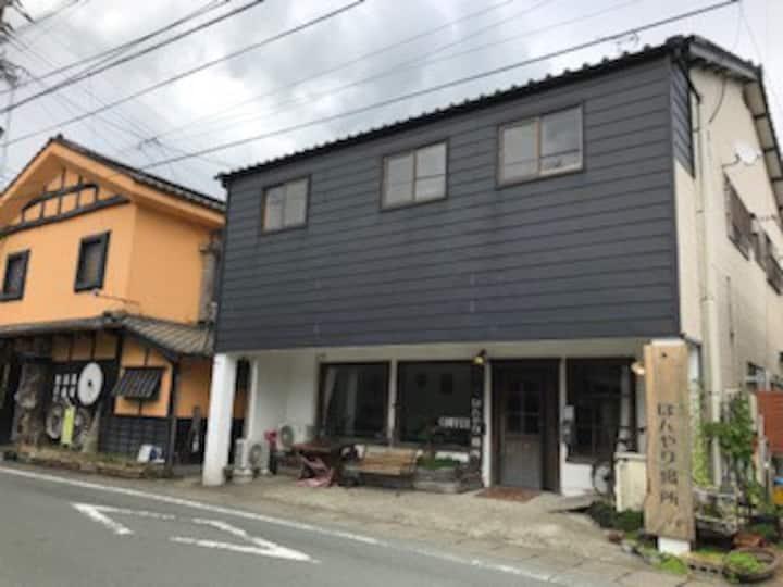 【ぼんやり場所:月-Tuki-】阿蘇神社前の民泊   Aso