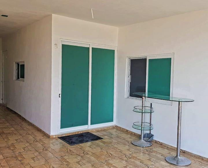 Departamento En Fracc Costa Coral (con cocina) #3