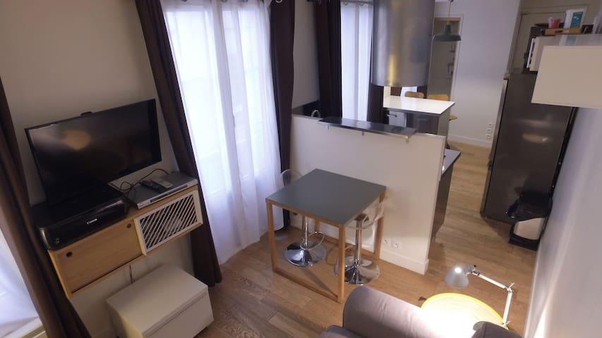 CENTER OF PARIS, CLOSE TO LOUVRE  - Paris - Apartemen