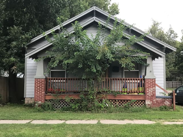 Small Home in Winfield Kansas