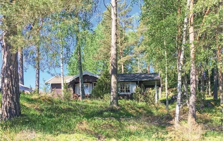 Holiday cottage with 2 bedrooms on 54m² in Västra Näshulta