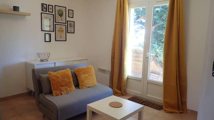 Mallemort en Provence  : Maison avec extérieur