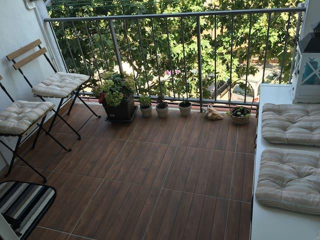 Barcelona Zimmer mit privat Bad - Badalona