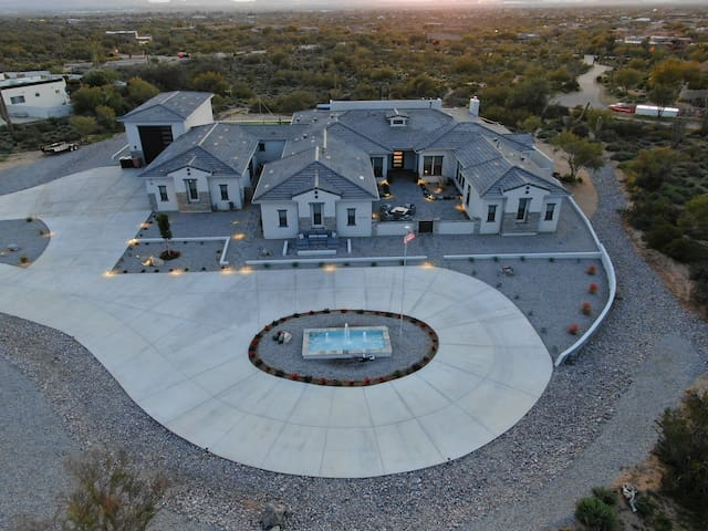 North Scottsdale casita with a view