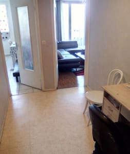 appartement lumineux propre metros bus très proche - Bagneux - Daire