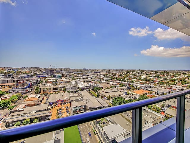 m2b Fashion and Great Location - Fortitude Valley - Apartment