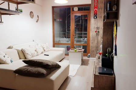 SAFE and HEALTHY LiFE FiELD Duplexstudio Apartment