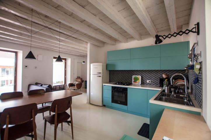 Franciacorta Hills - Ponte Cingoli - Wohnung