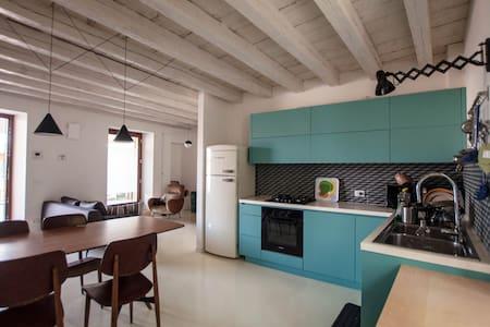 Franciacorta Hills - Ponte Cingoli - 公寓