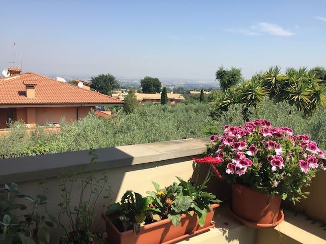 Frascati Charming Flat: 30min to Rome by car/train