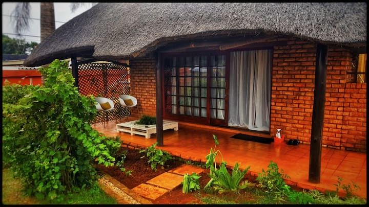 Charming chalet near O. R Tambo airport