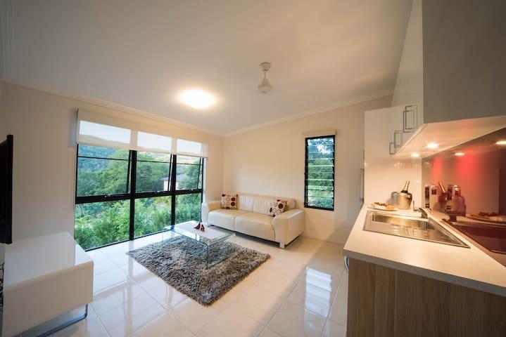 Seclude Rainforest Retreat - Hillside Haven Villa