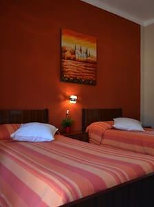 ROSA ROSSA CAMERE - Venasca,Valle Varaita - Cuneo - Venasca - อพาร์ทเมนท์