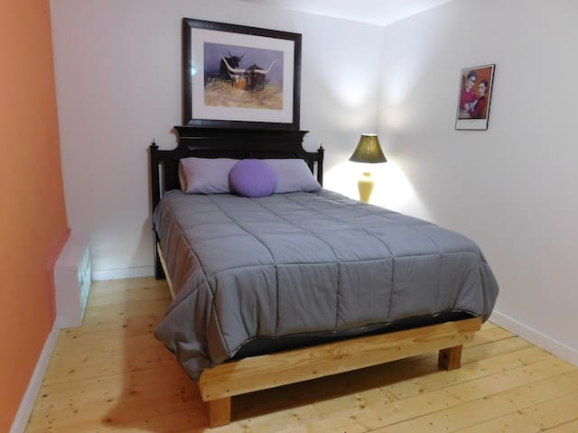 Unit 5 bedroom