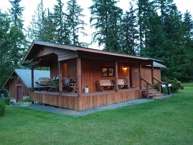 Mineral Mt Rainier View Guest Haus