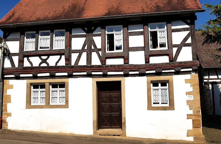 Art center Unkenbach - Unkenbach - Hus
