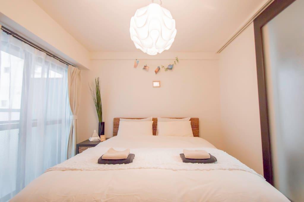 Bed room 1.