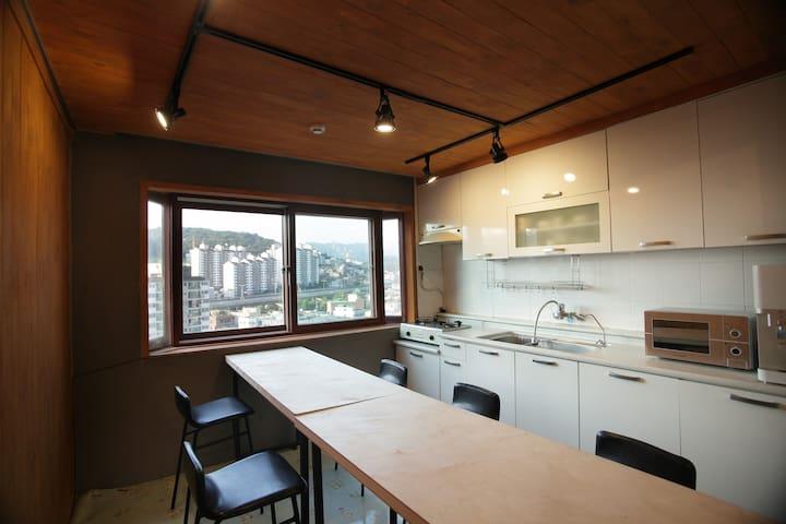 Guesthouse GongU - Seodaemun-gu - Apartment