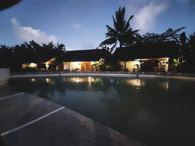 Ohana Resort Pool Villa 1