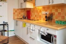Joli appartement dans un quartier branché de Paris