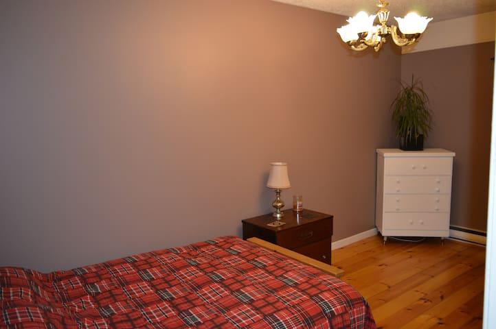 Master bedroom - St. John's - Casa adossada
