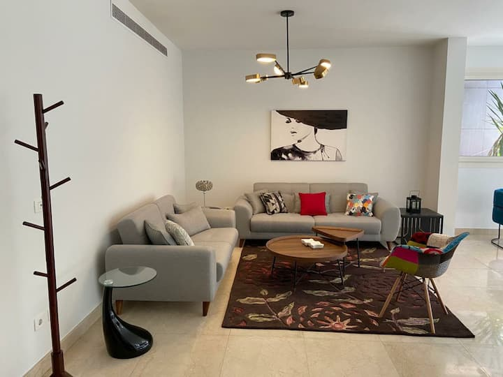 3 bedroom flat in the heart of Hamra close to AUB