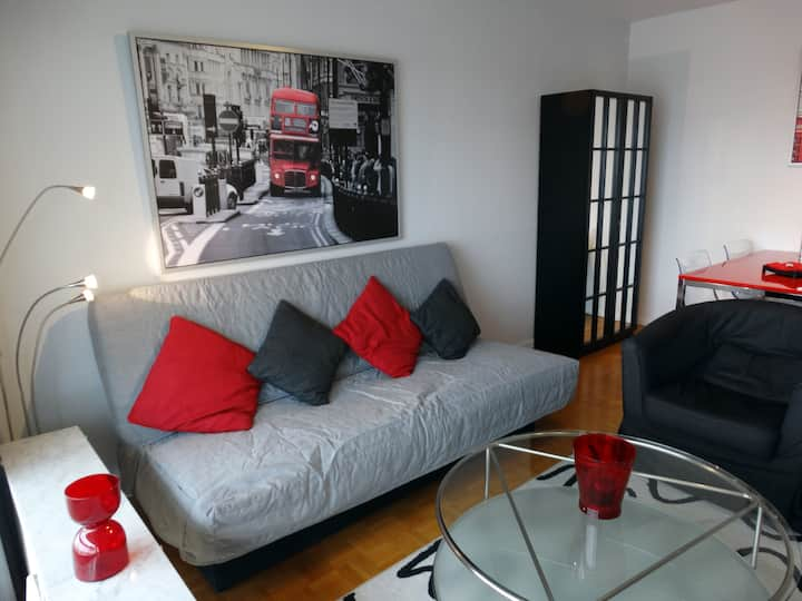Heverlee - Leuven 1 Bed apartment