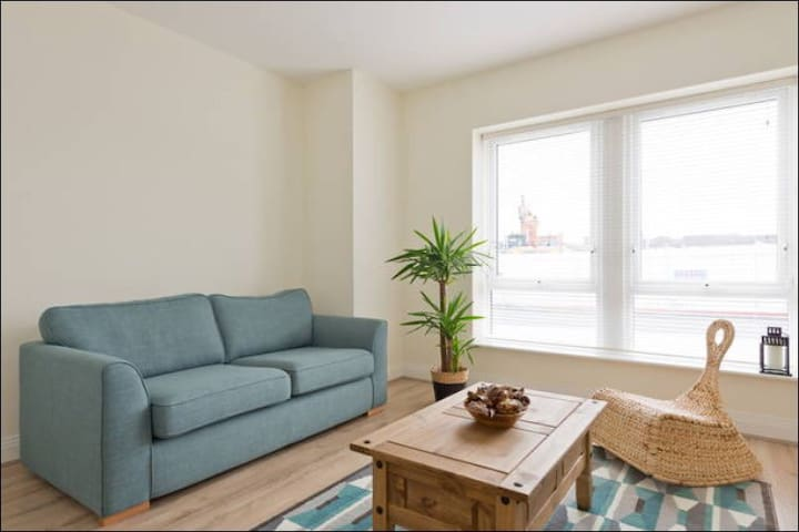 Charming 2 double rooms in Dublin - Dublin - Haus