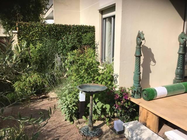 Appartement terrasse bords de loire