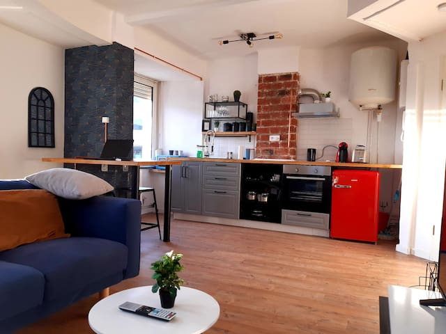 Cozy Appartment Arlon Center