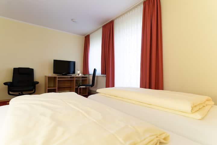 1-Zimmer-Apartment mit Terrasse