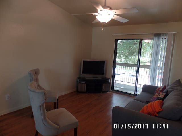 Quiet place near NASA/Kemah - Seabrook - Apartment