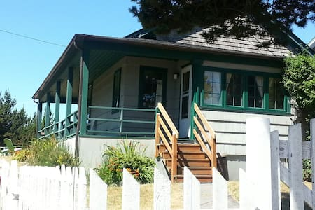 The Yett's Victorian Sea Cottage - Long Beach - (ukendt)
