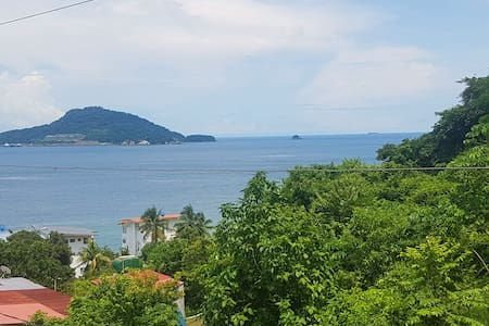 Apartment 1 Bedroom on Sunny, Relaxed Taboga