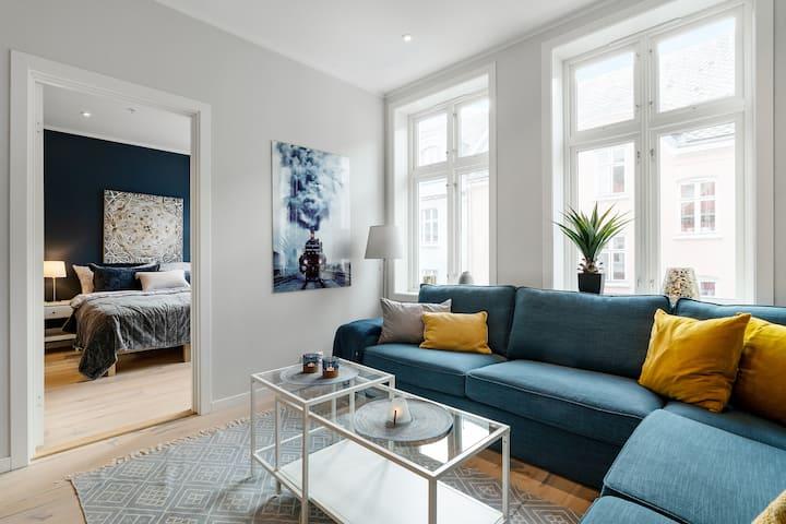 FM-3. Høyden Apartments, 3 bed.