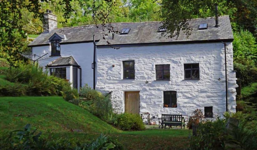 Pandy: an ancient mill in Snowdonia - Ffestiniog - Casa