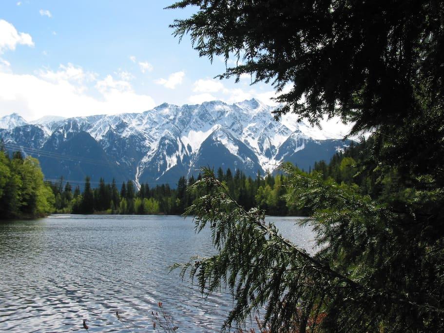 Ivey Lake