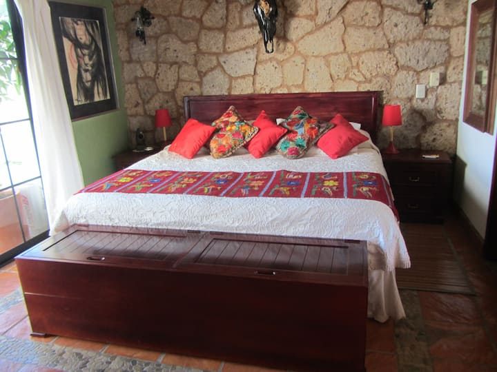 Riviera Nayarit, La Colorada B&B /III